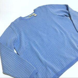 L. L. Bean Cotton Sweater XL